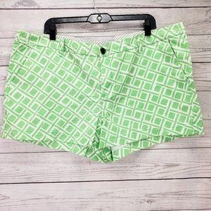 Merona Shorts Sz 18 Plus